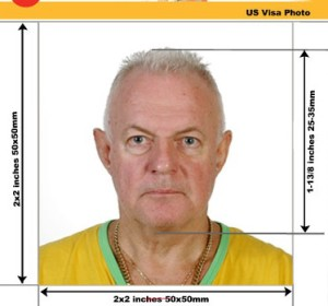USA Visa Photo Specification